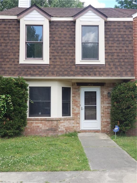 1843 Candlelight Dr, Chesapeake, VA 23325 (#10258019) :: Momentum Real Estate