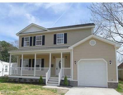 608 Delaware Ave, Hampton, VA 23661 (#10258256) :: Abbitt Realty Co.