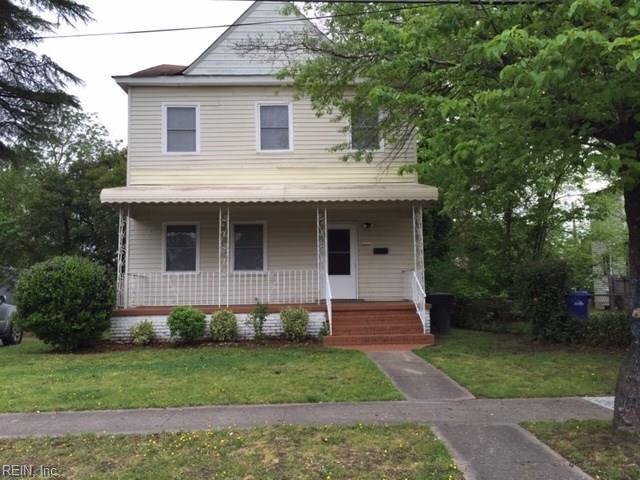 1510 Atlanta Ave, Portsmouth, VA 23704 (#10258297) :: Abbitt Realty Co.