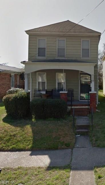 1146 29th St, Newport News, VA 23607 (#10258382) :: Abbitt Realty Co.