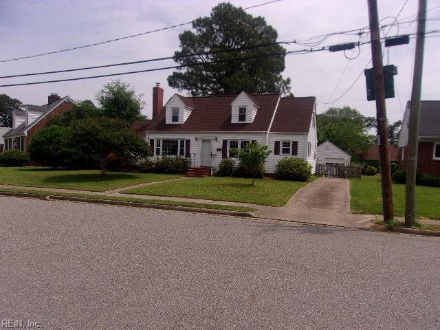 118 Eggleston Ave, Hampton, VA 23669 (MLS #10258557) :: AtCoastal Realty