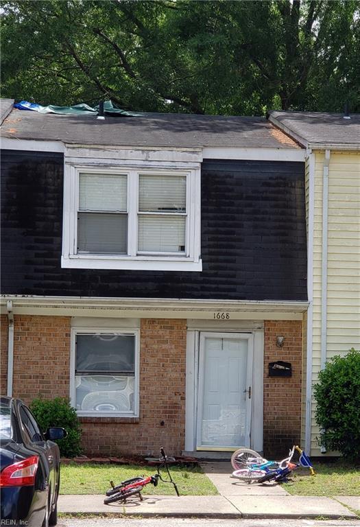 1668 Darren Cir, Portsmouth, VA 23701 (#10258577) :: Vasquez Real Estate Group