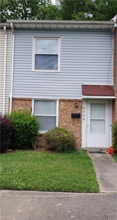 4540 Greenwood Dr, Portsmouth, VA 23701 (#10258582) :: Abbitt Realty Co.