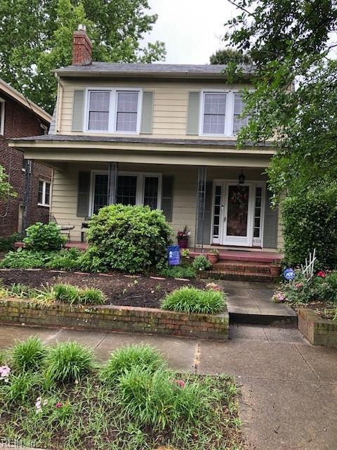 1023 Shirley Ave, Norfolk, VA 23507 (#10258597) :: Vasquez Real Estate Group