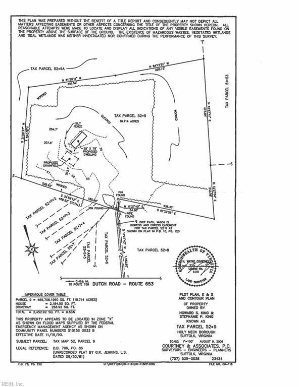 1451 Dutch Rd, Suffolk, VA 23437 (#10258678) :: Abbitt Realty Co.