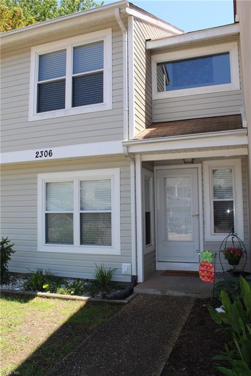2306 Merl Cir, Virginia Beach, VA 23455 (#10258909) :: Abbitt Realty Co.