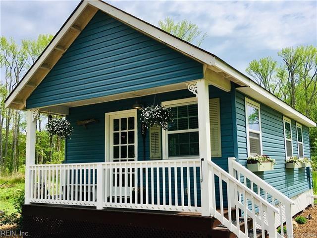 89 Peachie Ln, Mathews County, VA 23066 (#10258967) :: Abbitt Realty Co.