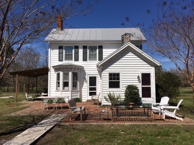 19 Riverview Rd, Mathews County, VA 23138 (#10259027) :: The Kris Weaver Real Estate Team
