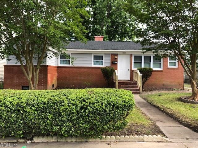 1007 Florida St, Hampton, VA 23669 (#10259053) :: Abbitt Realty Co.