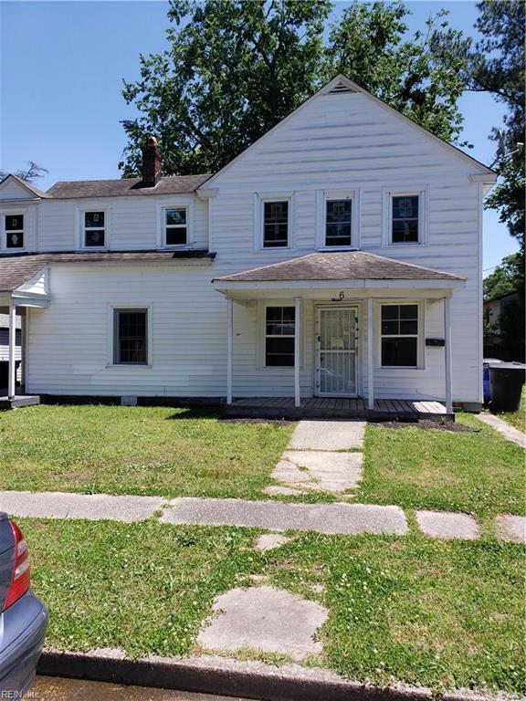 6 Decatur St, Portsmouth, VA 23702 (#10259091) :: Atkinson Realty