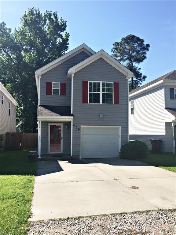 639 Osborn Ave, Chesapeake, VA 23325 (#10259123) :: Abbitt Realty Co.