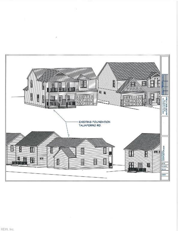 515 Taliaferro Rd, Newport News, VA 23608 (#10259302) :: Abbitt Realty Co.