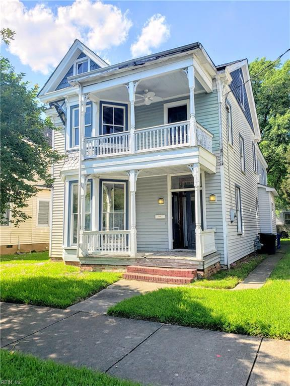 1022 Crawford Pw, Portsmouth, VA 23704 (#10259358) :: The Kris Weaver Real Estate Team