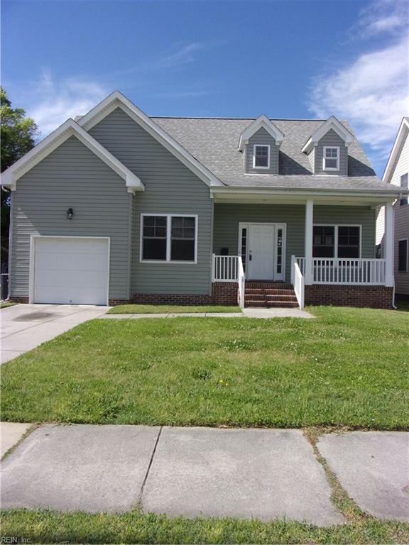 851 25th St, Newport News, VA 23607 (#10259646) :: Abbitt Realty Co.