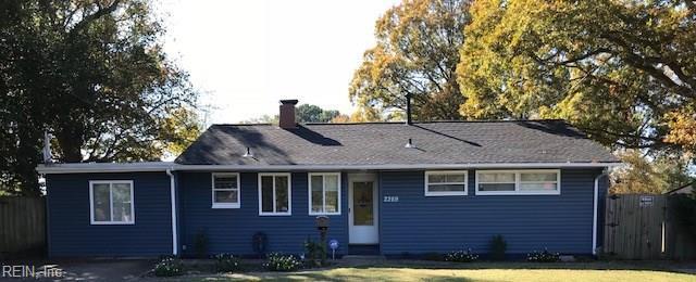 2269 Jeffrey Dr, Norfolk, VA 23518 (#10259675) :: The Kris Weaver Real Estate Team