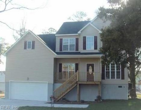 502 Beach Rd, Hampton, VA 23664 (#10259711) :: Momentum Real Estate