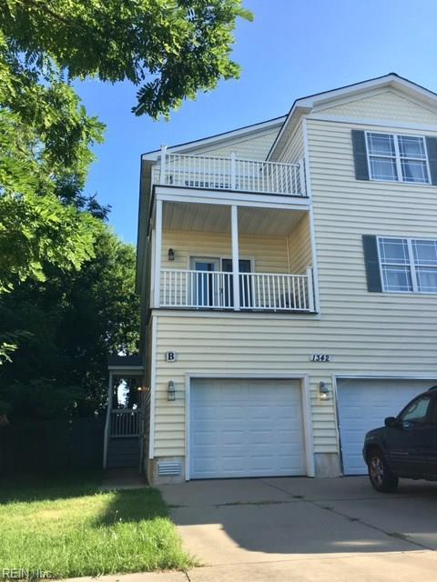 1342 Little Bay Ave, Norfolk, VA 23503 (#10259722) :: Atkinson Realty