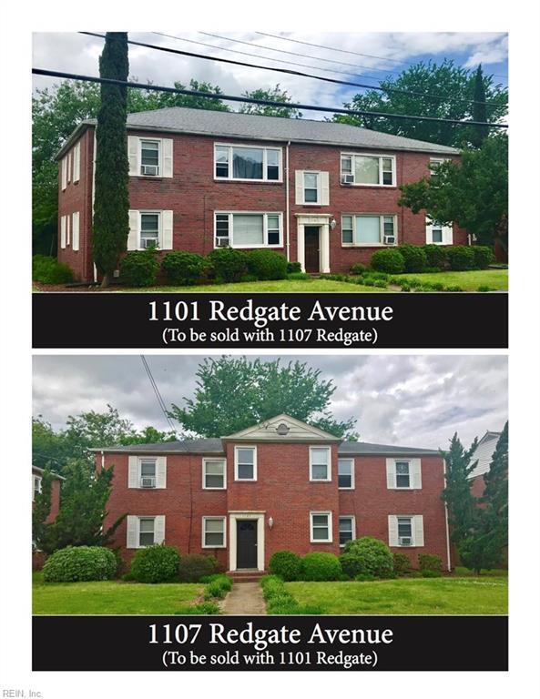 1101 Redgate Ave, Norfolk, VA 23507 (#10259757) :: Reeds Real Estate