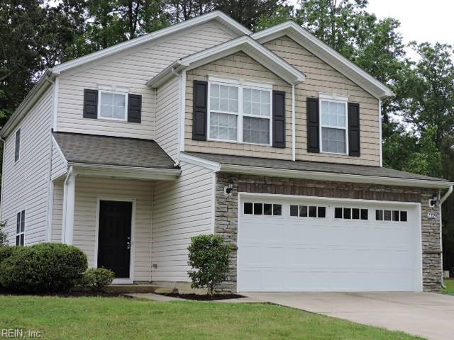 7329 Jeanne Dr, Gloucester County, VA 23061 (#10259926) :: Abbitt Realty Co.
