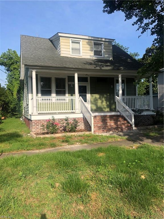2301 Charleston Ave, Portsmouth, VA 23704 (MLS #10260093) :: Chantel Ray Real Estate