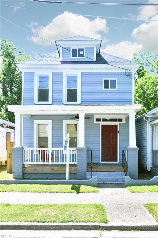 1216 31st St, Newport News, VA 23607 (#10260251) :: The Kris Weaver Real Estate Team