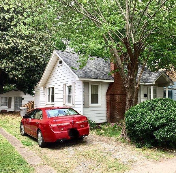 421 Highland Ave, Hampton, VA 23661 (#10260313) :: Abbitt Realty Co.