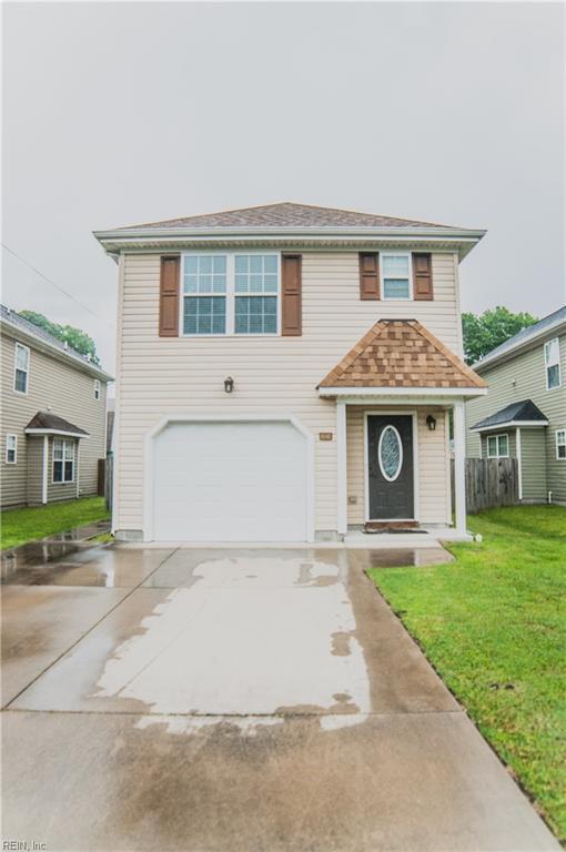 2020 Engle Ave, Chesapeake, VA 23320 (#10260347) :: Abbitt Realty Co.