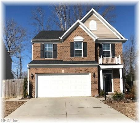 210 Bethune Dr, York County, VA 23185 (#10260482) :: Abbitt Realty Co.