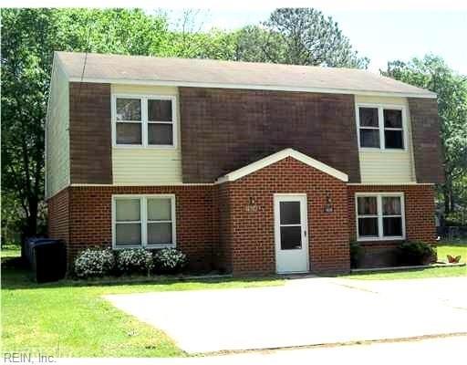 1624 Myrtle Ave, Chesapeake, VA 23325 (#10260593) :: Kristie Weaver, REALTOR