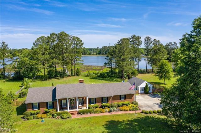 1114 Kingston Ln, Mathews County, VA 23138 (#10260622) :: Atlantic Sotheby's International Realty