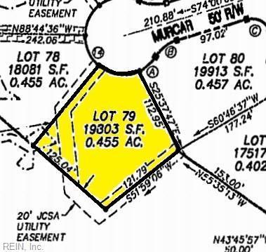 105 Murcar, James City County, VA 23188 (MLS #10260871) :: Chantel Ray Real Estate