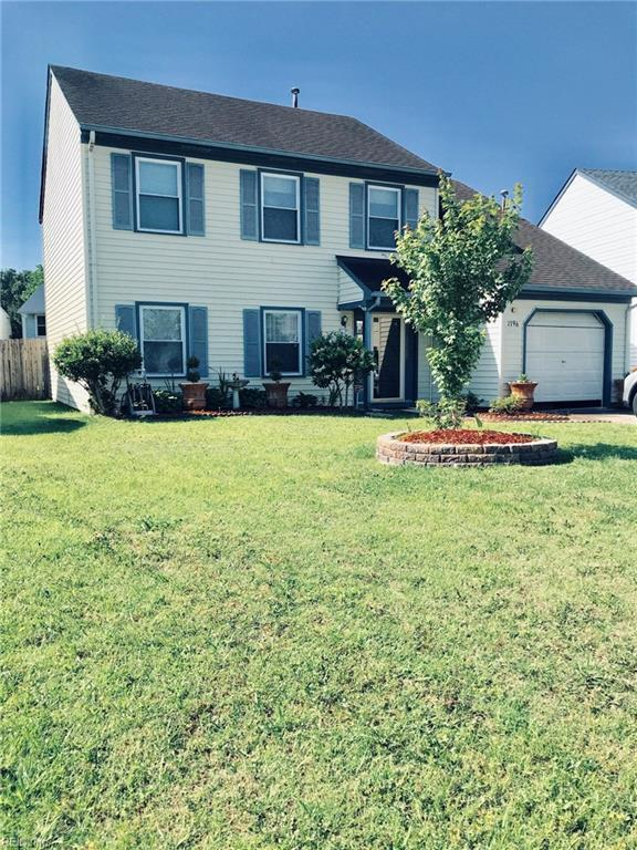 1796 Moonstone Dr, Virginia Beach, VA 23456 (MLS #10261057) :: Chantel Ray Real Estate