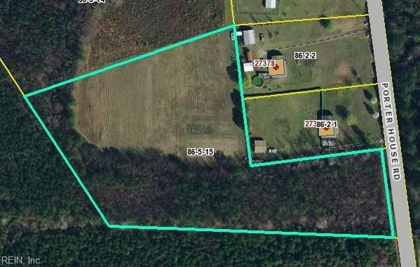 4.86 A Porter House Rd, Southampton County, VA 23827 (#10261086) :: Atlantic Sotheby's International Realty