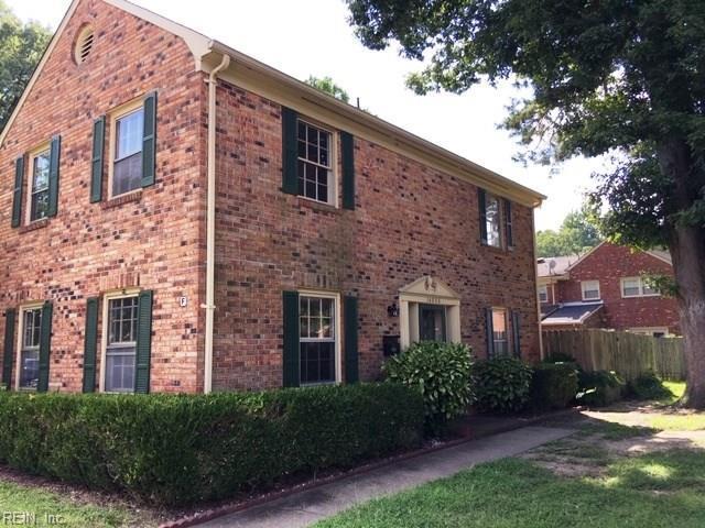 14555 Old Courthouse Way F, Newport News, VA 23608 (MLS #10261163) :: Chantel Ray Real Estate