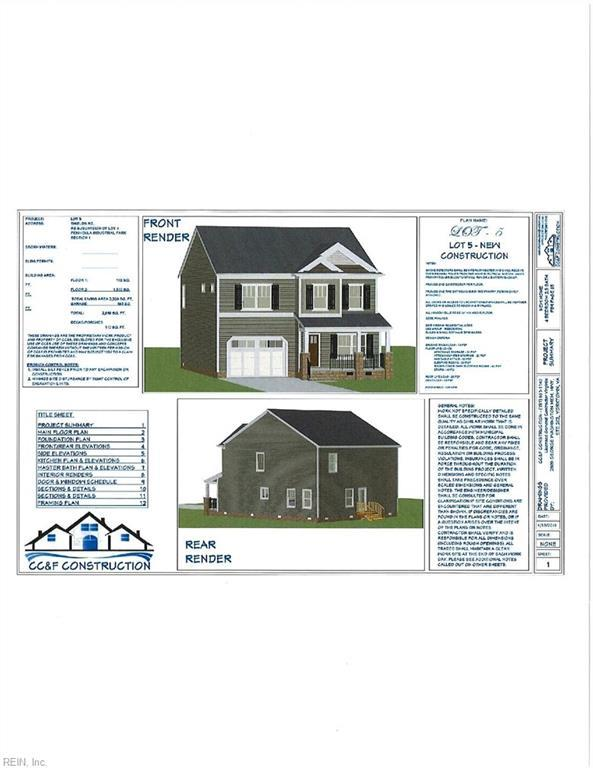 639 Shields Rd, Newport News, VA 23608 (#10261439) :: AMW Real Estate