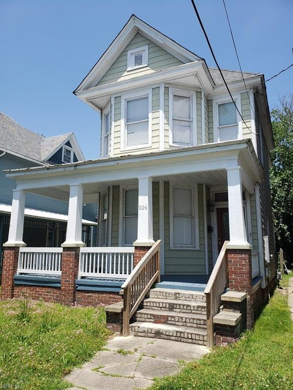 924 Ann St, Portsmouth, VA 23704 (#10261494) :: Abbitt Realty Co.