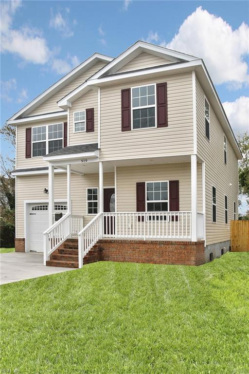 926 Portsmouth Blvd, Portsmouth, VA 23704 (MLS #10261541) :: Chantel Ray Real Estate