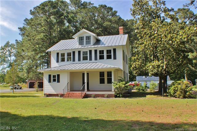 11139 Buckley Hall Rd, Mathews County, VA 23109 (#10261631) :: Atlantic Sotheby's International Realty