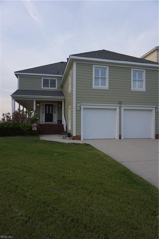 3828 Bay Oaks Pl, Norfolk, VA 23518 (#10262069) :: AMW Real Estate