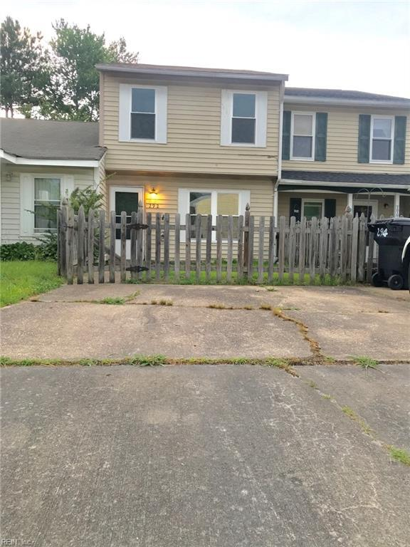 292 Thalia Trace Dr, Virginia Beach, VA 23452 (#10262209) :: Momentum Real Estate