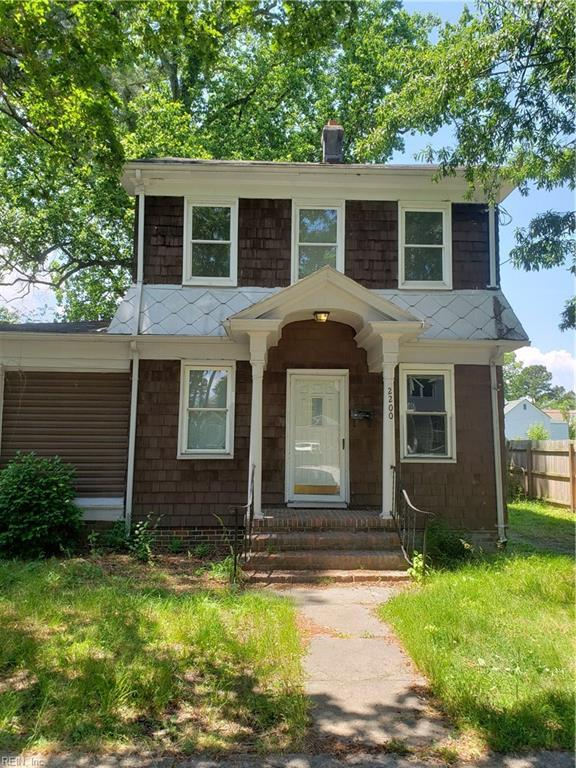 2200 Lansing Ave, Portsmouth, VA 23704 (#10262279) :: Berkshire Hathaway HomeServices Towne Realty