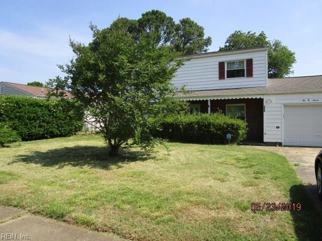 207 Deerfield Blvd, Hampton, VA 23666 (#10262326) :: Abbitt Realty Co.