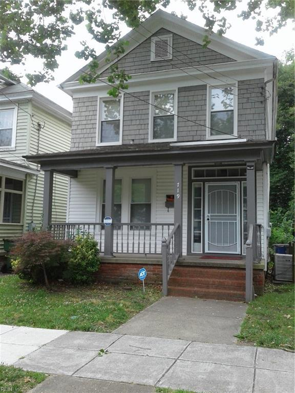 719 W 29th St, Norfolk, VA 23508 (#10262377) :: Atlantic Sotheby's International Realty