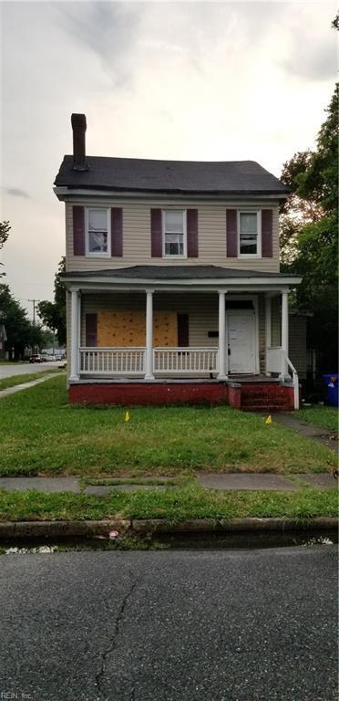 1628 Maple Ave, Portsmouth, VA 23704 (#10262442) :: AMW Real Estate