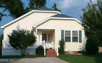 105 Burnetts Ct, Suffolk, VA 23434 (#10262485) :: Kristie Weaver, REALTOR