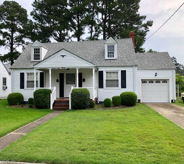 11 Greenbrier Rd, Portsmouth, VA 23707 (#10263418) :: Abbitt Realty Co.