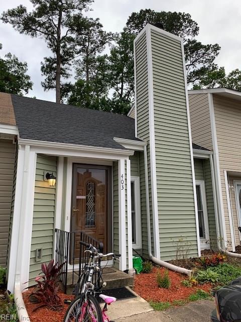 403 Benlea Cir, Virginia Beach, VA 23454 (MLS #10264461) :: Chantel Ray Real Estate