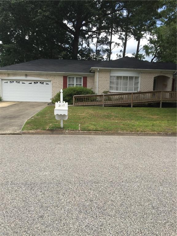 2117 Burnside Pl, Chesapeake, VA 23325 (MLS #10264760) :: Chantel Ray Real Estate