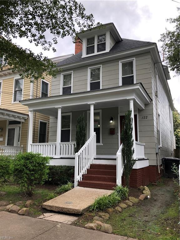 122 Webster Ave, Portsmouth, VA 23704 (#10264810) :: Abbitt Realty Co.