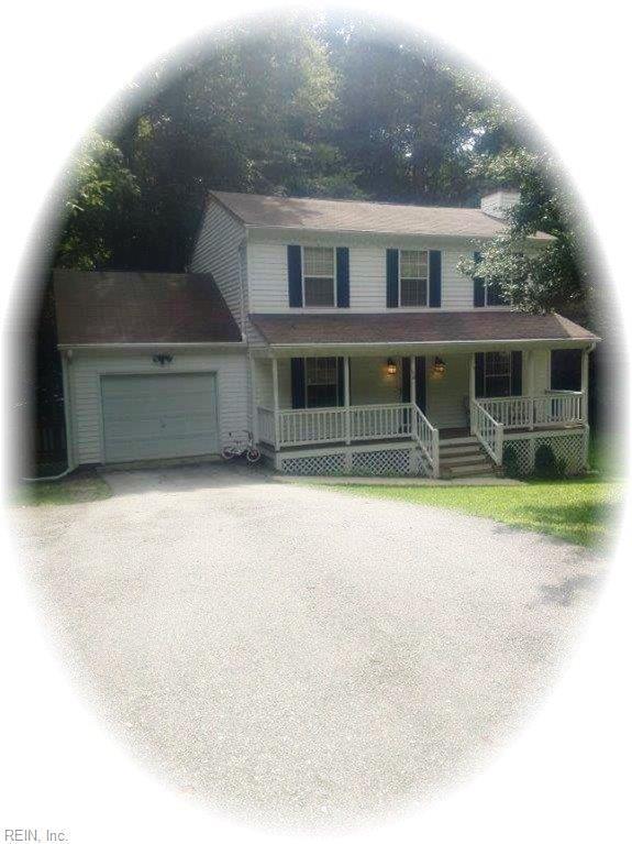 176 School Ln, James City County, VA 23168 (MLS #10264941) :: AtCoastal Realty